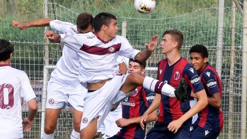 Giovanili Livorno, gare con Sampdoria e Genoa per le Under - LivornoToday
